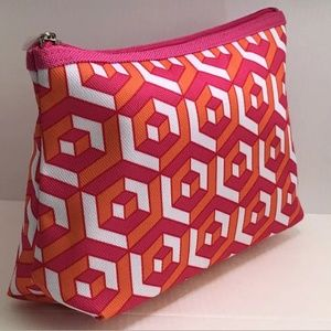 LIMITED ED Clinique COSMETIC BAGS JONATHAN ADLER